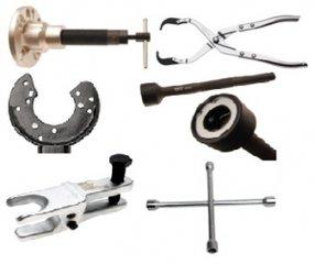 Engrenage, essieux & direction