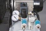 Compresseur à courroie huile cuve galvanisée 10 bars - 50 liter