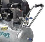 Chaudière galvanisée à compresseur d'huile 10 bars, 139 kg - 200 litres