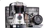 Compresseur à piston 4kw - 10 bars - 270 l - 520 l/min
