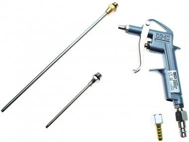 Pression d'aluminium de pistolet à air comprimé Die moulage avec 3 attachements