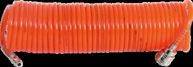 Tuyau spiralé à air comprimé 10 m