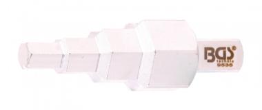 Clé de chauffagiste carré mâle 12,5 mm (1/2) 4 étages