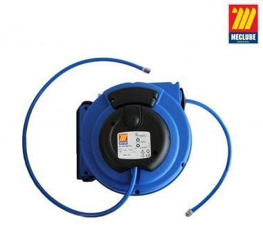 Enrouleur de tuyau air-eau 12+1 mètres