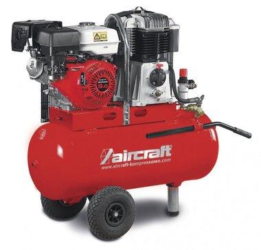 Compresseur de construction mobile moteur essence 14 bars - 100 liter