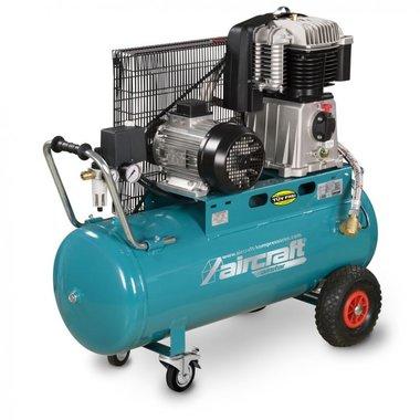 Compresseur d'huile à courroie 10 bar - 100 litres 3x400V