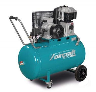 Compresseur d'huile à courroie 10 bar - 200 litres