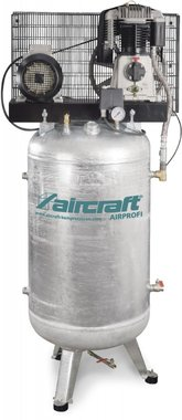 Compresseur à piston 10 bars - 270 litres - 850x710x1.950mm