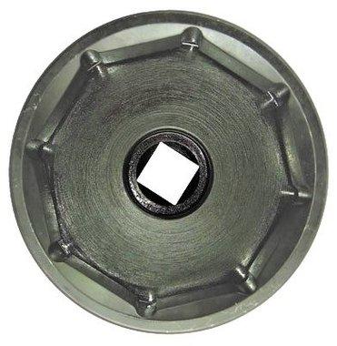 Cabine de roues troisième écrou d'essieu prise de courant scania 95mm