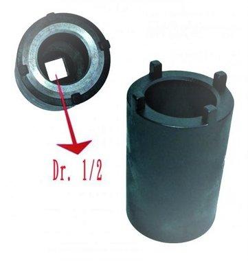 Douille de fixation de la timonerie de direction Daf 41mm