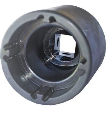 Douille d'écrou de roue arrière 53.5x72mm